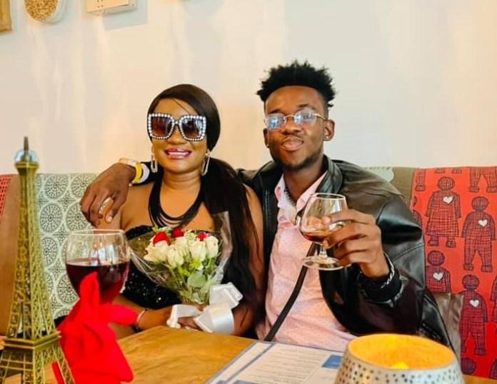Cinori XO to host Fundraiser for his Paris trip w/ Mutale Mwanza