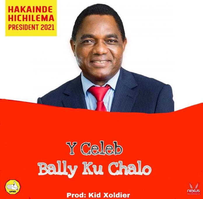 Y Celeb - Bally Kuchalo (Prod. Kid Xoldier)