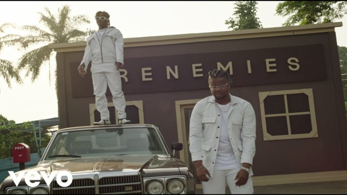Rexxie ft. Oxlade - Frenemies (Official Video)