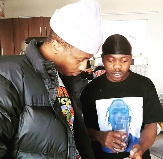 Ruff Kid Says He Spent Over K200 000 To Secure A Feature With Emtee.