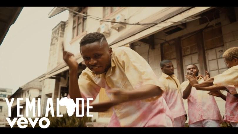 Yemi Alade - Enjoyment (Dance Video)