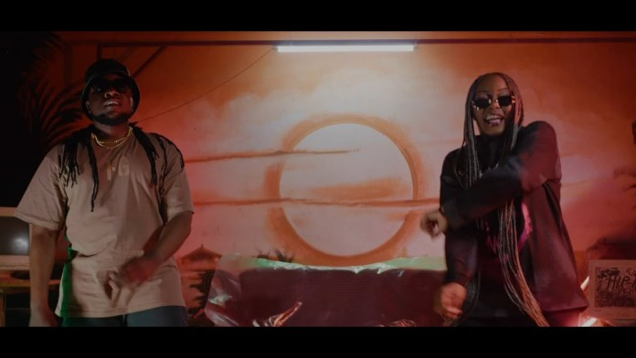 DJ H-mac ft. Natasha Chansa x KOBY - What You Say (Music Video)
