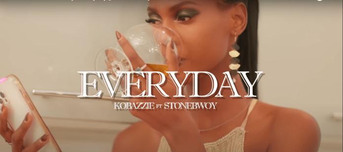 Kobazzie ft. Stonebwoy - Everyday (Music Video)