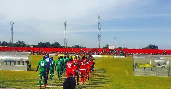 Nkana vs Green Buffaloes