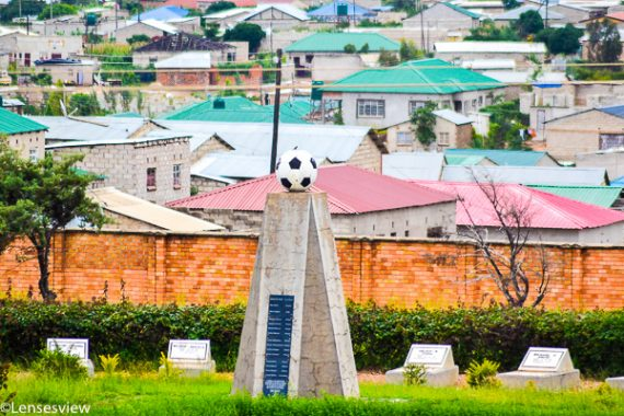 burial place of the Zambia National team
