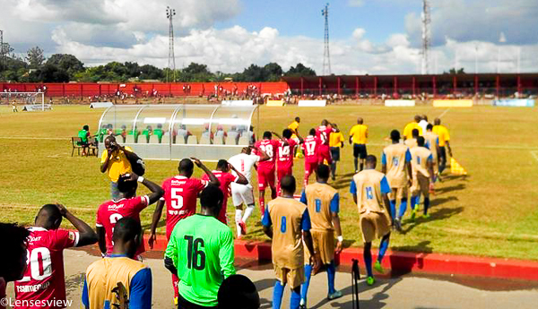 Kalampa Struggled against Kabwe Warriors