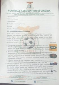 Kamanga suspends Richard