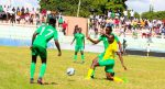 Zambia under 20 in a friendly with South Africa