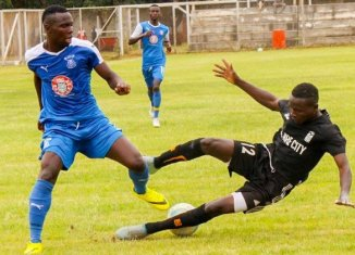 City of Lusaka lost to Kabwe Warriors in a friendly