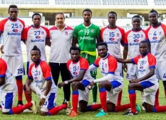 Buildcon football club
