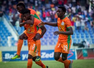 Zesco United claim the top splot of Zambian Super League at week 24