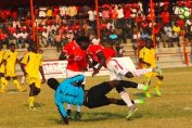 nchanga hold nkana during week 21 super league game