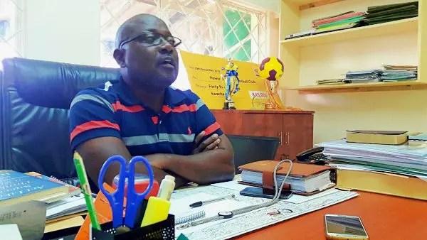 Power Dynamos Club Secretary Ricky Mamfunda resigns
