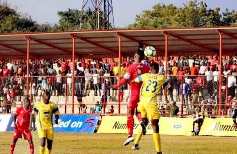 Nkana Eye Napsa Double To Finish The Round Robbin