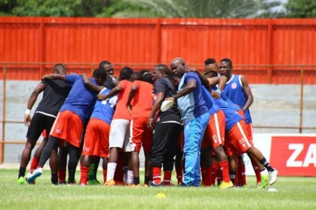 Kalampa Record Their First win In Caf Group Stage As Zesco Lose to Kotoko 2