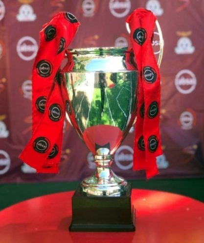 New 2019 ABSA CUP Trophy