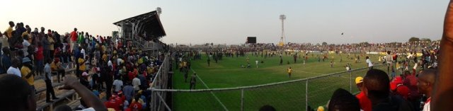 Great football stadiums and grounds on Copperbelt 2