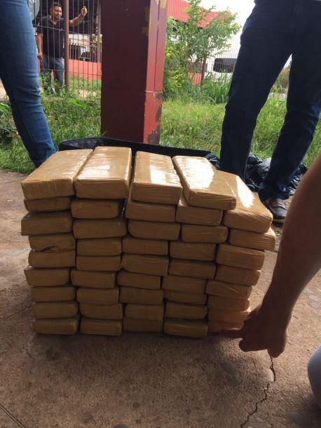 Apreensão de drogas em Parauapebas e Marabá2