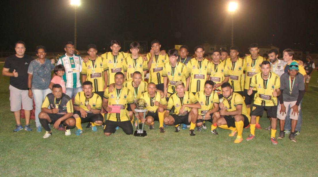 Barra de Cedro - 2º lugar