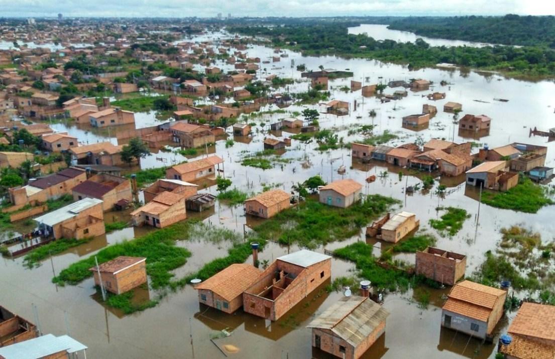 Enchente Marabá