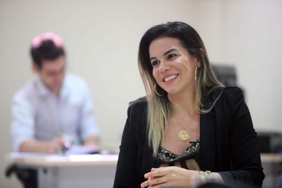 Delegada Fernanda Maués