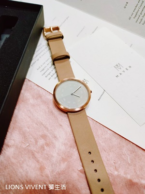 Maven Watches | 質感加分。SHIBUI CAMEL 34mm