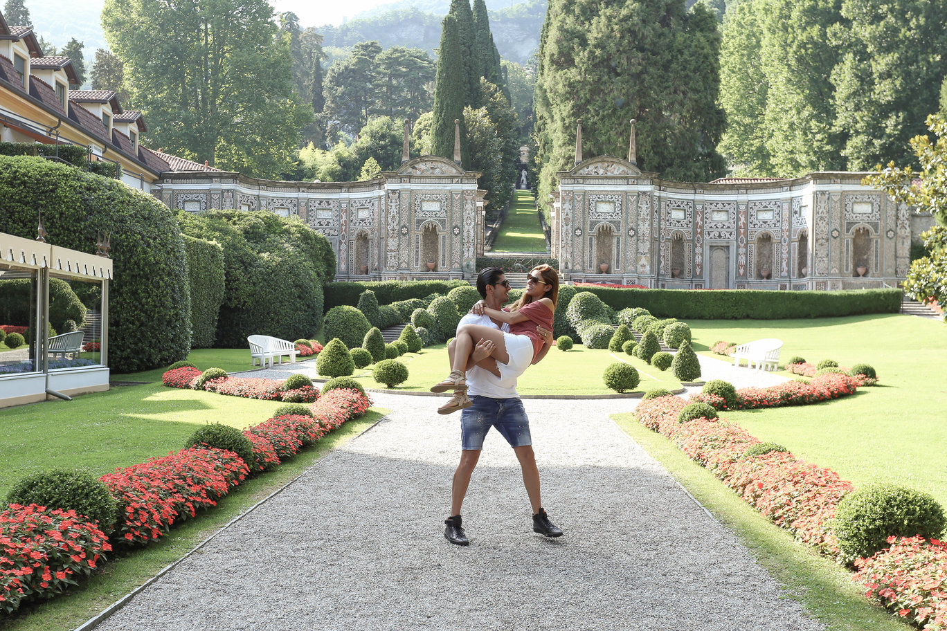 Gardens Este De Como Villa