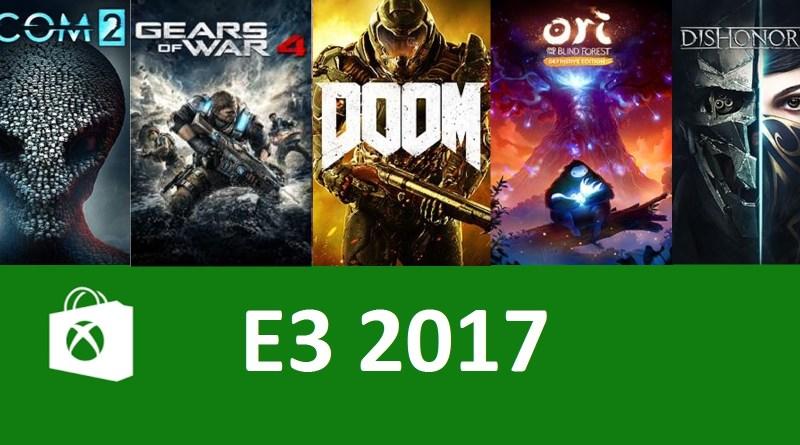 Xbox Countdown to E3 Sales