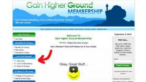 Gain Higher Ground