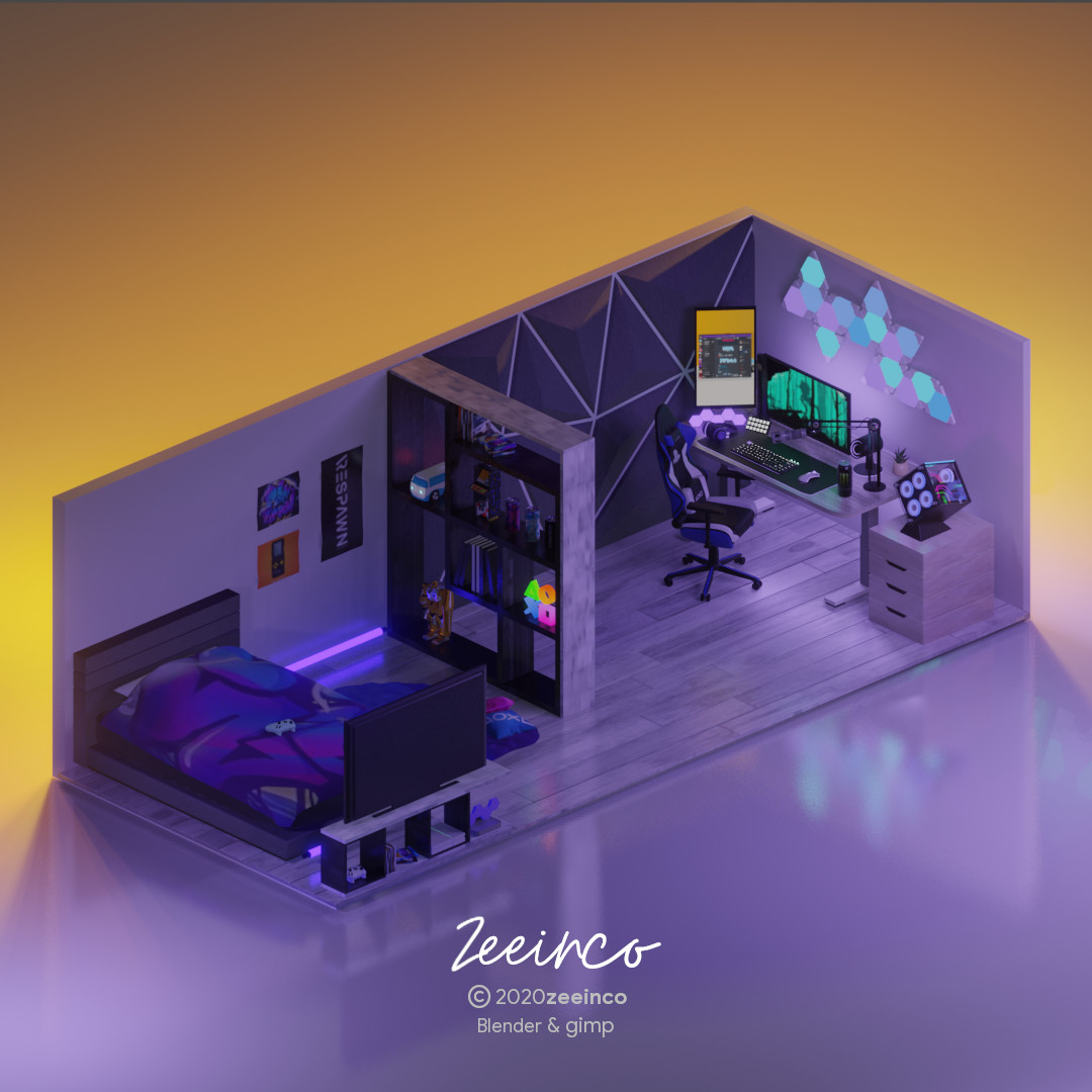 iso27-3d-room-design-purple-chill-dope-gaming-room-with-lightings-isometric_by_zeein3d