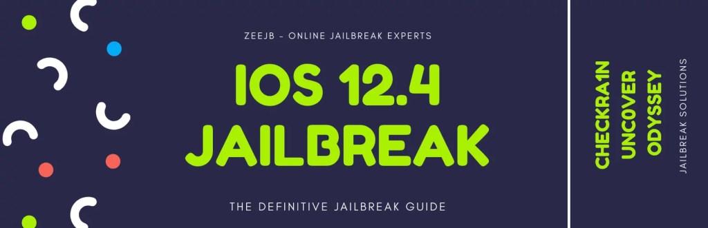 iOS 12.4 beta Jailbreak