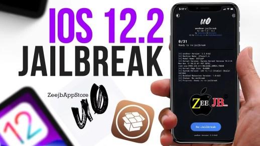 iOS 12 – iOS 12.1.2.  jailbreak