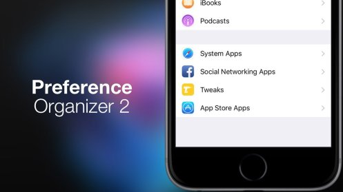 This Cydia tweak allows the users to organize their home screen according to their will.