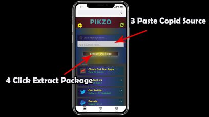 PiKzo is one of the most popular repo extractors for iOS 11- iOS 14, including iOS 13.6. Also, You can install apps, games, tweaks, and other jailbreak repo extractors from PiKZo.it. Compatible with all iOS device models. (iPhone and iPad )