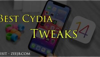 best tweaks for iOS 14, iOS 14.1, iOS 14.2, iOS 14.3