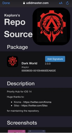 new repo extractor for all iOS versions