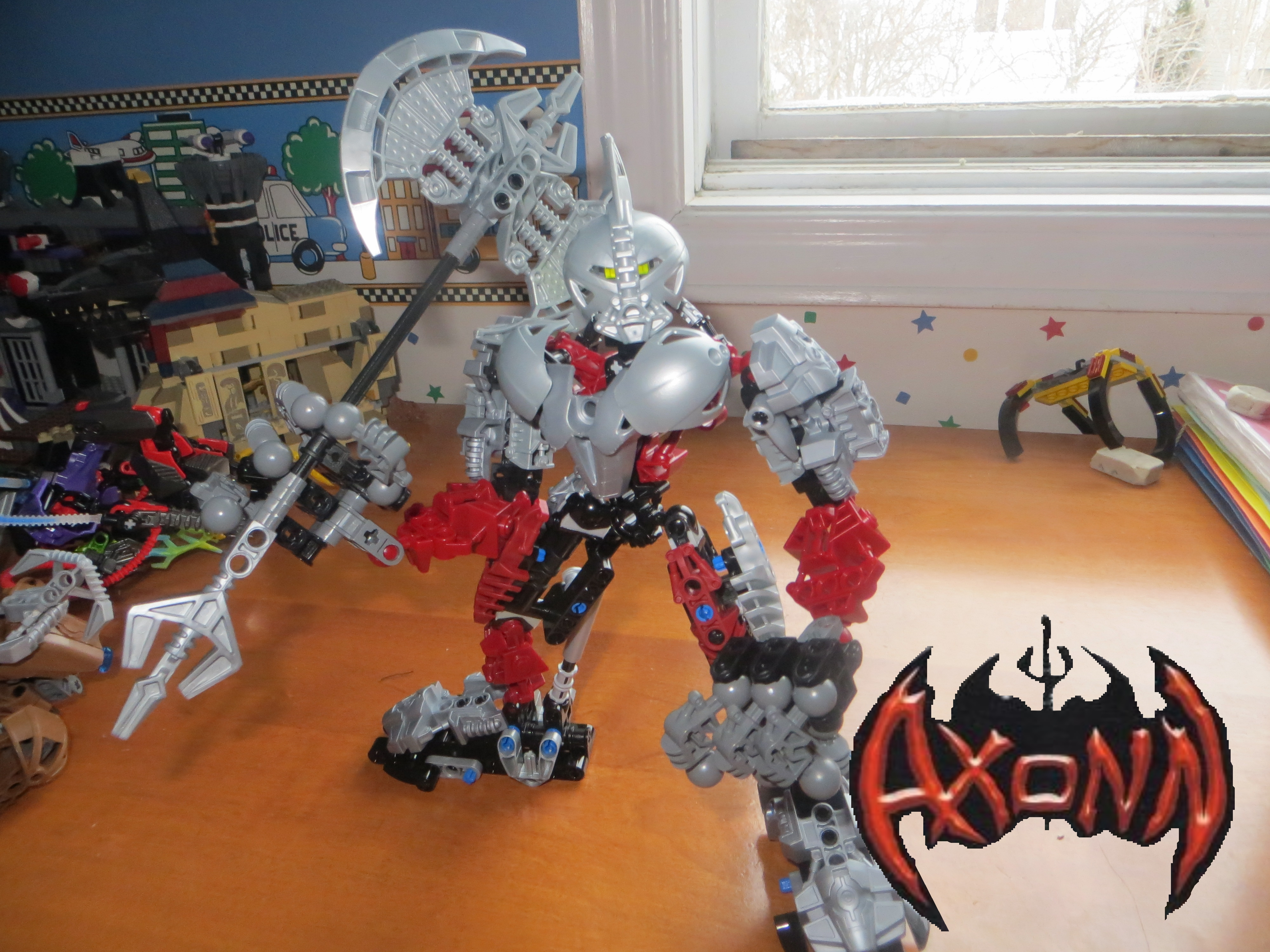 Bionicle Review Axonn  Everything LEGO