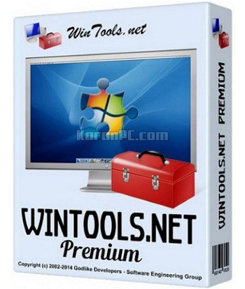 WinTools.net Premium Serial Key