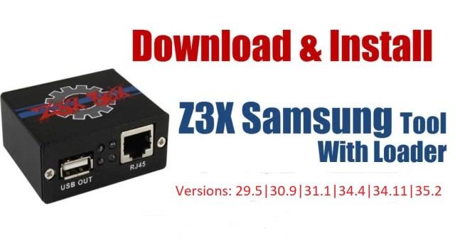 Z3X Samsung Tool Pro Crack