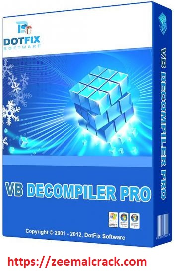 VB Decompiler Pro crack