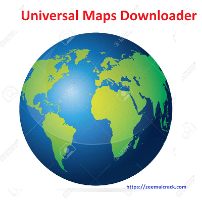 universal maps downloader key