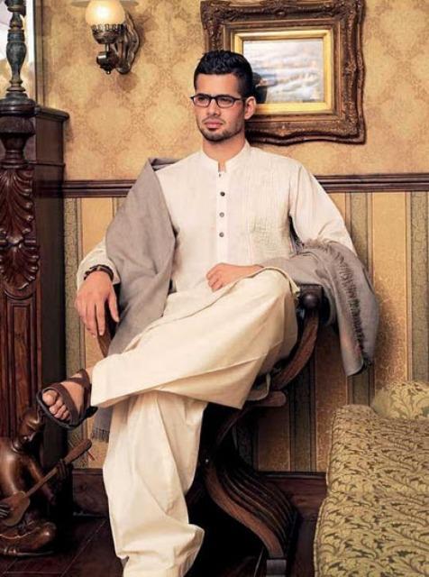 Mens Salwar Kameez  Zeenat Style