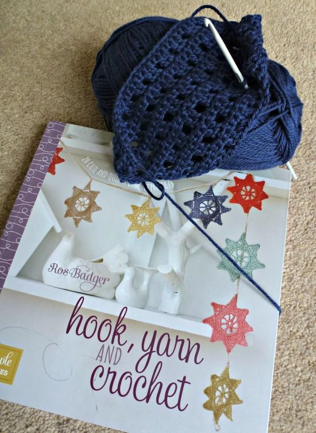 hook yarn and crochet