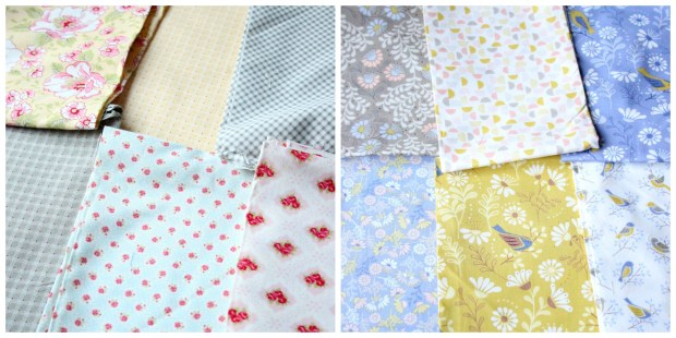 Some new fat quarters.