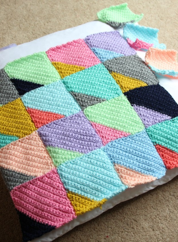 cushion-making