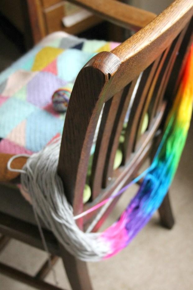 winding-yarn