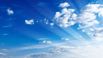 Ultra HD High Resolution Clouds Background Widescreen