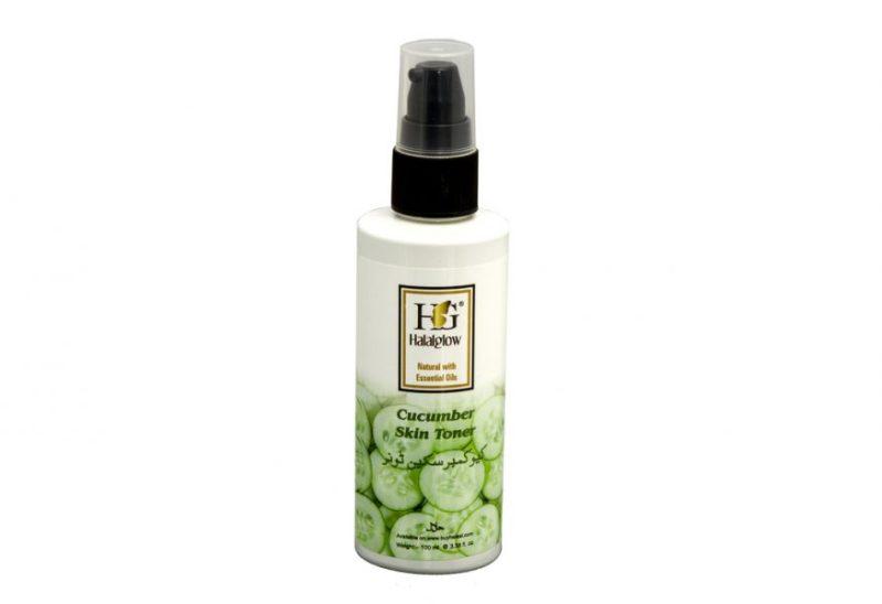 Halal Glow Cucumber Skin Toner