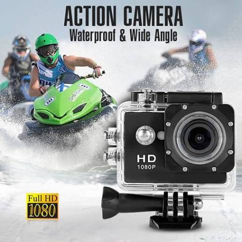 Action camera 1
