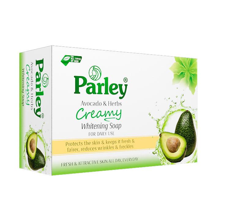 Parley Avocado Creamy Soap 100g